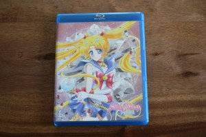 Sailor Moon Crystal Blu-Ray Set 1 - Blu-Ray cover