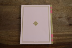 Sailor Moon Crystal Blu-Ray Set 1 - Booklet - Back