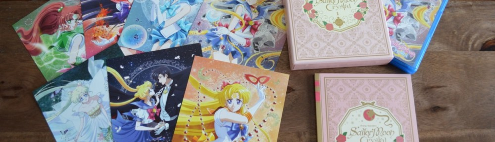 Sailor Moon Crystal Blu-Ray Set 1 - Contents