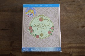 Sailor Moon Crystal Blu-Ray Set 1 - Cover
