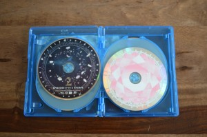 Sailor Moon Crystal Blu-Ray Set 1 - Blu-Ray 2 & DVD 1