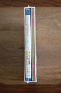 Sailor Moon Crystal Blu-Ray Set 1 - Inner spine
