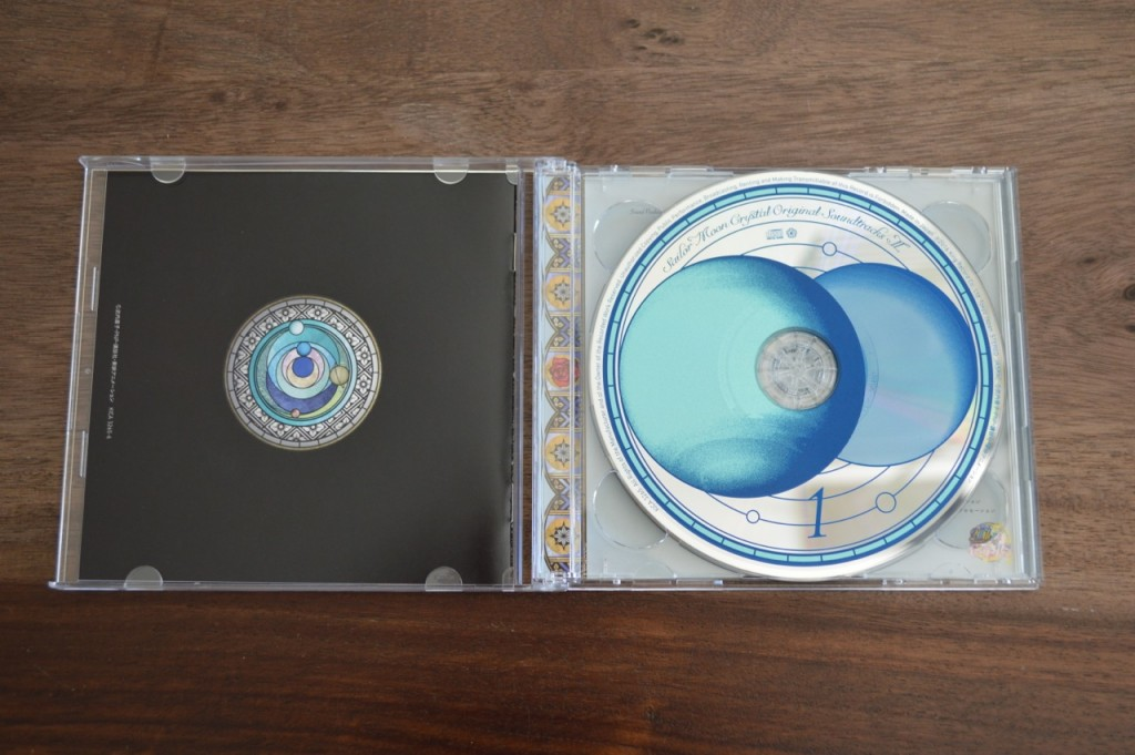 Sailor Moon Crystal Original Soundtracks II - Disc 1
