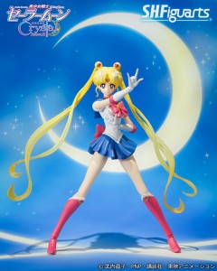 Sailor Moon Crystal S. H. Figuarts