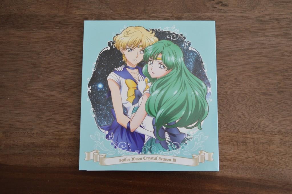 Sailor Moon Crystal Season III Blu-Ray - Vol. 2 - Blu-Ray
