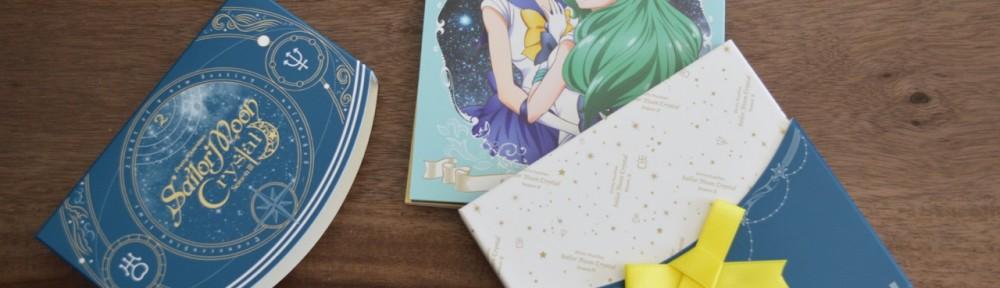 Sailor Moon Crystal Season III Blu-Ray - Vol. 2 - Contents