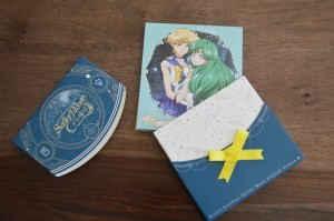 Sailor Moon Crystal Season III Blu-Ray - Vol. 2 - Contents