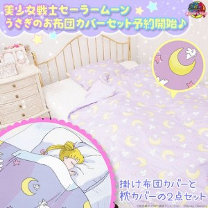 Sailor Moon comforter and pillowcase