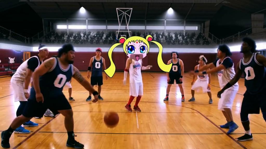 Space Jam 3: Anime Edition! - Sailor Moon