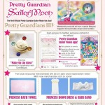 Official Sailor Moon Fan Club Flyer