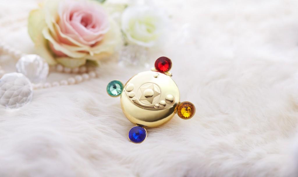 Official Sailor Moon Fan Club Lip Gloss