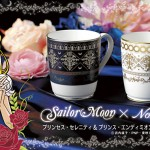 Sailor Moon x Noritake mugs