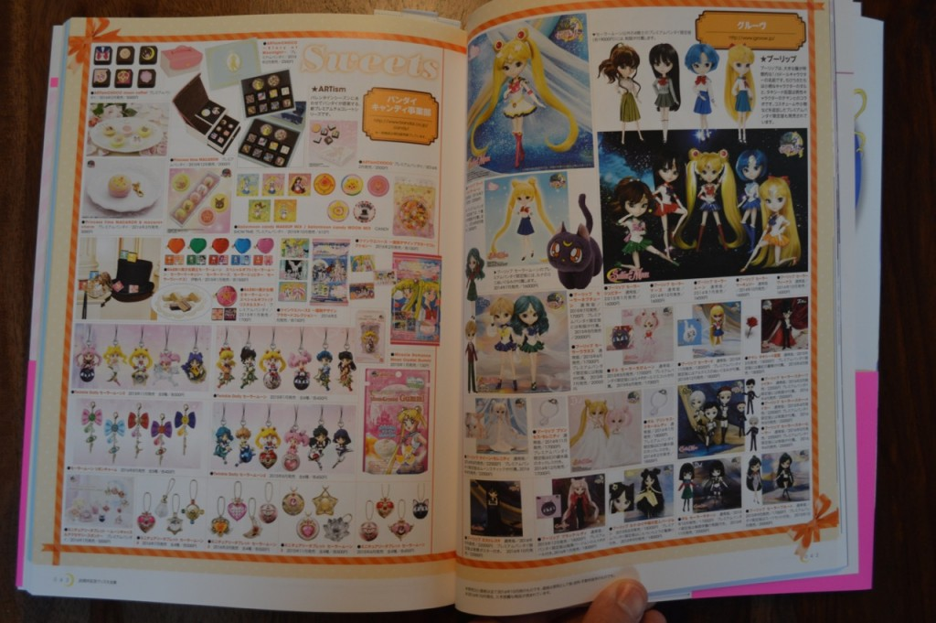 Sailor Moon 20th Anniversary Book - Goods