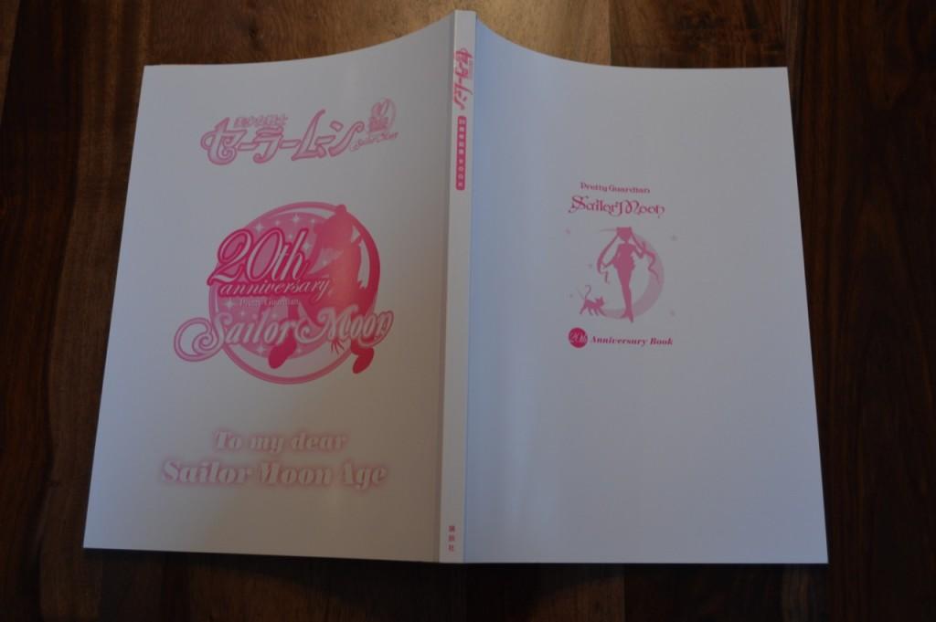 Sailor Moon 20th Anniversary Book - No Jacket