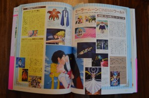 Sailor Moon 20th Anniversary Book - Sailor Moon R movie