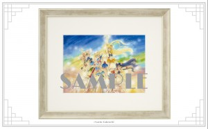 Sailor Moon Fan Club - Manga Print