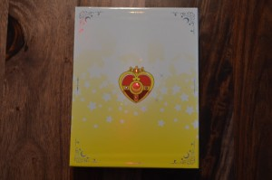 Sailor Moon S Part 1 Blu-Ray - Back no cover