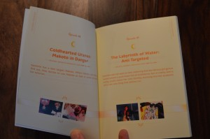 Sailor Moon S Part 1 Blu-Ray - Limited Edition Book - Episode summaries