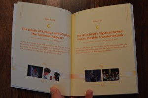 Sailor Moon S Part 1 Blu-Ray - Limited Edition Book - Episode summaries to come