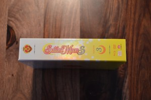 Sailor Moon S Part 1 Blu-Ray - Spine
