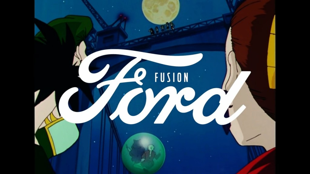 Sailor Moon Ford Fusion commercial, Petz and Calaveras