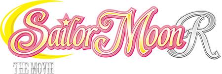 Sailor Moon R The Movie Logo