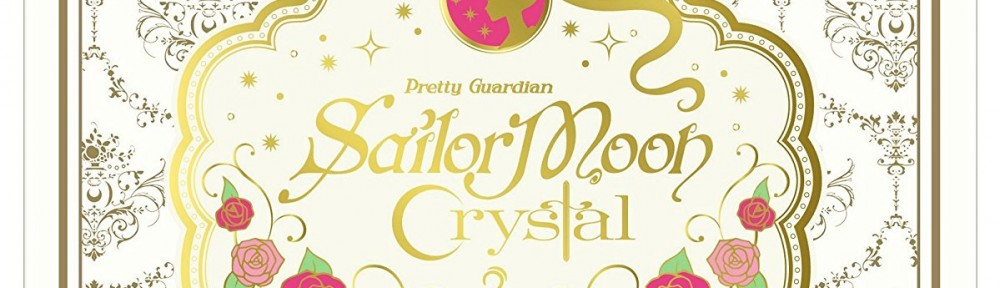 Sailor Moon Crystal Set 2 Limited Edition Blu-Ray