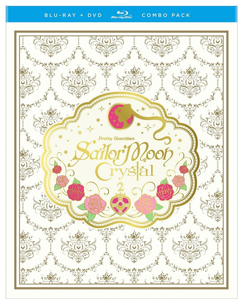 Sailor Moon Crystal Set 2 Limited Edition Blu-Ray
