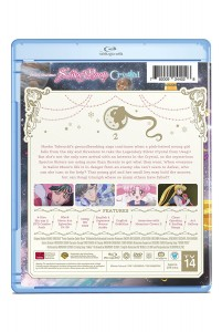 Sailor Moon Crystal Set 2 Standard Edition Blu-Ray