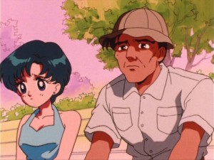 Sailor Moon episode 15 - Ami and Mr. Baxter