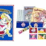 Official Sailor Moon Fan Club - Stationary Set