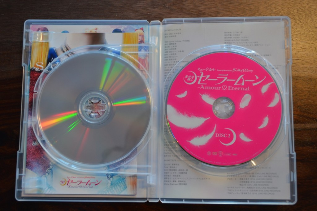 Sailor Moon Amour Eternal Musical DVD - Disc 2