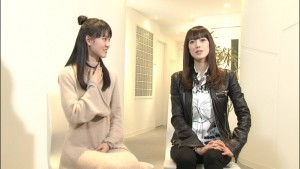 Sailor Moon Amour Eternal Musical DVD - Special features - Interview with Hotaru Nomoto and Yuga Yamato