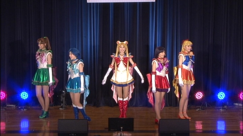 Sailor Moon Amour Eternal Musical DVD - Special features - Special Performance