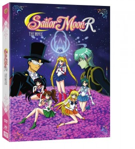 Sailor Moon R The Movie DVD