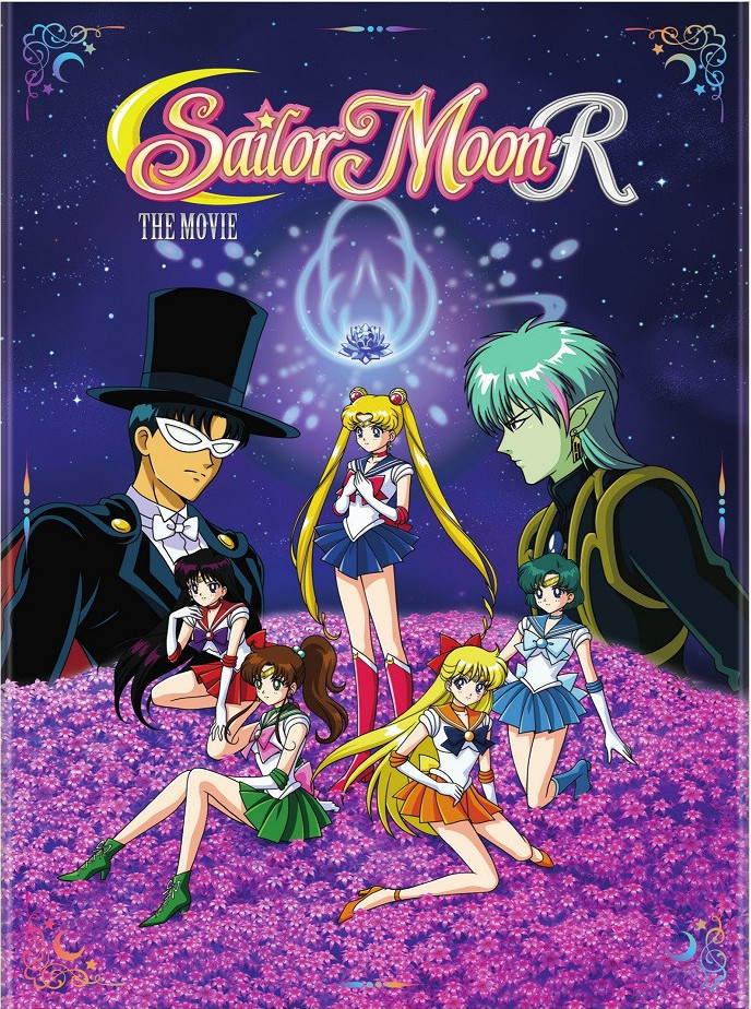 Sailor Moon R The Movie DVD