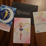 Sailor Moon R The Movie - Envelope and contents