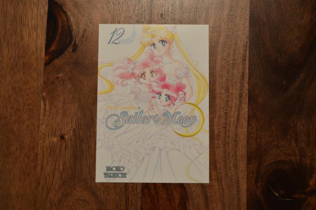 Sailor Moon R The Movie - Manga Ad