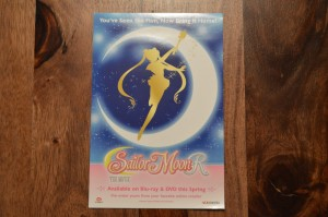 Sailor Moon R The Movie - Video Ad