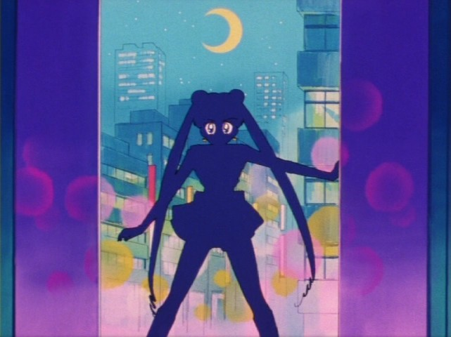 Sailor Moon Episode 1 - Silhouette