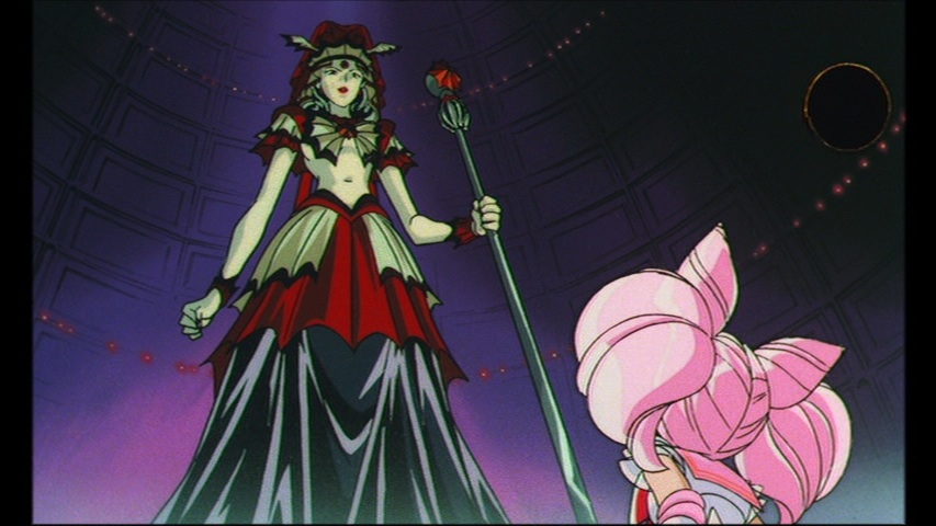 Sailor Moon SuperS: The Movie - Badiane