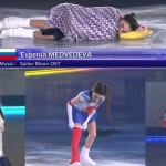 Evgenia Medvedeva's Sailor Moon Figure Skating Routine