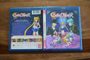 Sailor Moon R The Movie Blu-Ray