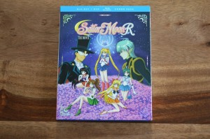 Sailor Moon R The Movie Blu-Ray  - Cover