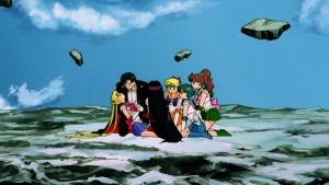 Sailor Moon R The Movie Blu-Ray - Sailor Moon returns to life