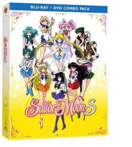 Sailor Moon S Part 2 Blu-Ray