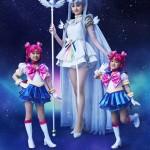 satomi_okubo_as_sailor_cosmos_with_chibi_chibis