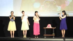 Sailor Moon 25th Anniversary Usagi's birthday live event - Happy Birthday