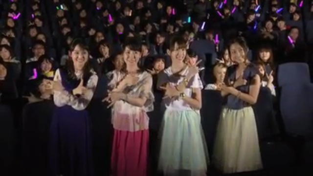Sailor Moon 25th Anniversary Usagi's birthday live event - Posing