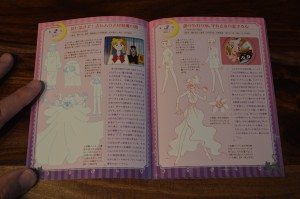 Sailor Moon Japanese Blu-Ray Vol. 1 - Booklet - Episodes 2 and 3